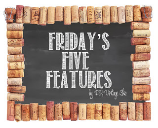 Friday's Five Features party
