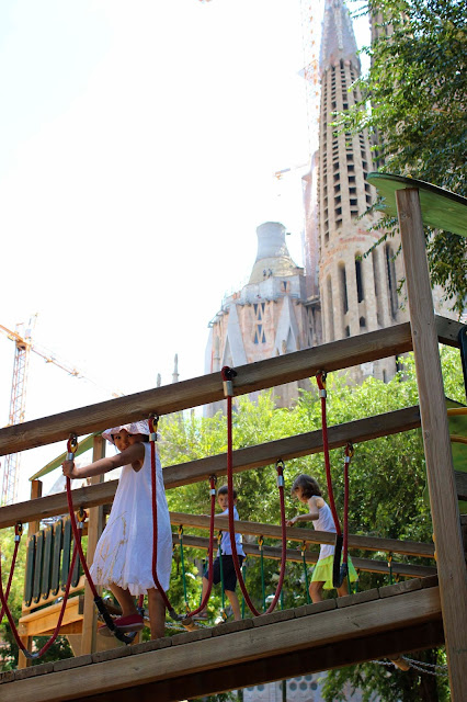 Playground | La Sagrada Familia | Chichi Mary Blog