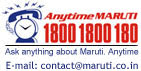 Maruti Suzuki Customer Care Numbers