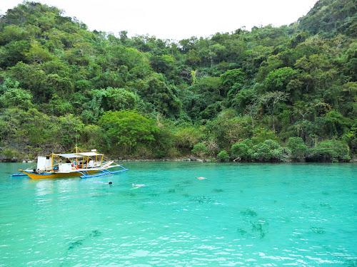 Hidden Lagoon, Coron, Palawan