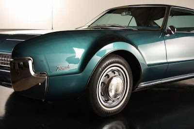 Half-Restored 1967 Oldsmobile Toronado by Precision Restorations Seen On www.coolpicturegallery.us