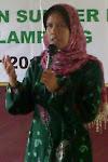 Ketua PW Lakpesdam Lampung