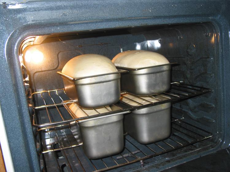 Печь для выпечки хлеба в домашних условиях