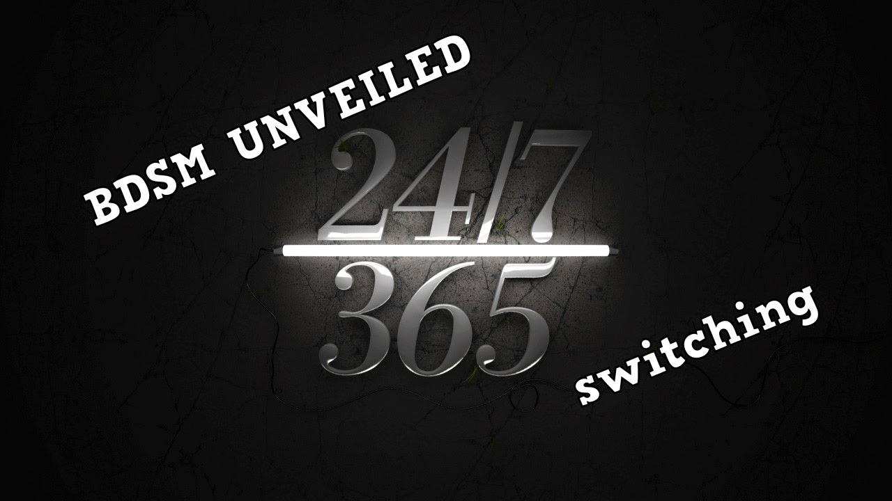 24/7 switching - BDSM relationships