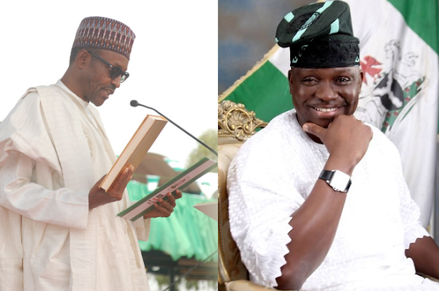 Buhari is nothing but a Northern President – Fayose
