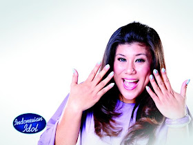foto regina ivanova pemenang indonesian idol 2012 2013