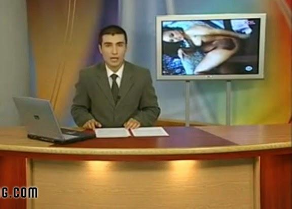 Canal de TV Russo passa porno em directo durante telejornal