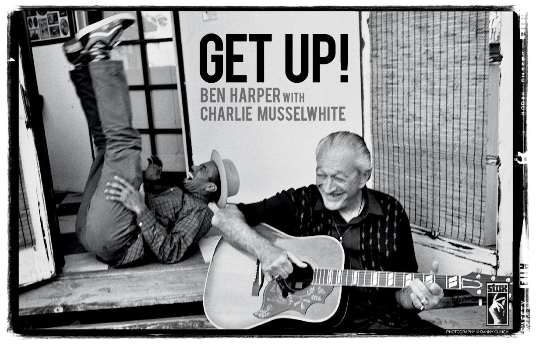 Ben Harper & Charlie Musselwhite - soundcloud.com