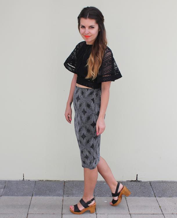 Sweet Monday, Outfit, Gosh Celebrity Fashion, Rubi Shoes