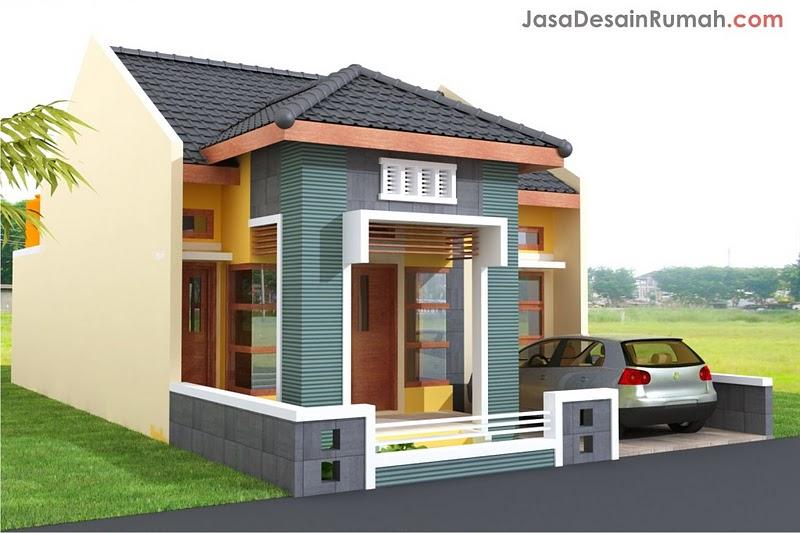 model rumah 1 gambar rumah