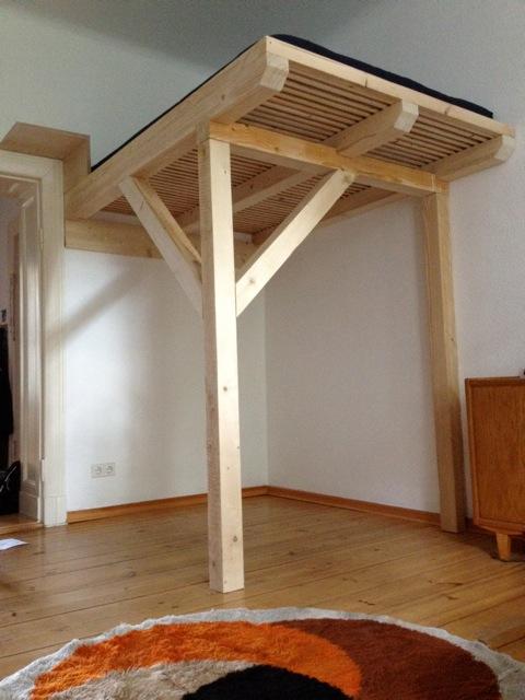 cama luna. Black Bedroom Furniture Sets. Home Design Ideas