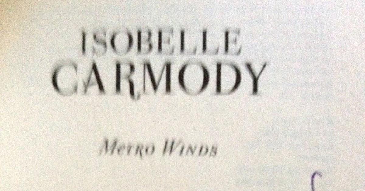 the gathering novel isobelle carmody pdf
