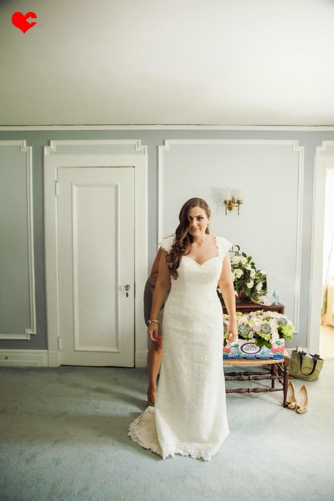 Westchester magazine wedding