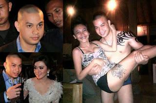 Foto Bubu Hot Telanjang Gendong Wanita Lain - Foto Pacar Kekasih Syahrini Bugil