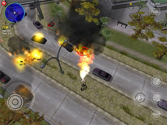 GTA: Chinatown Wars v1.00 Apk Obb Android