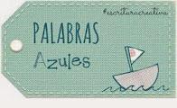 Somos miembros de #palabrasazules