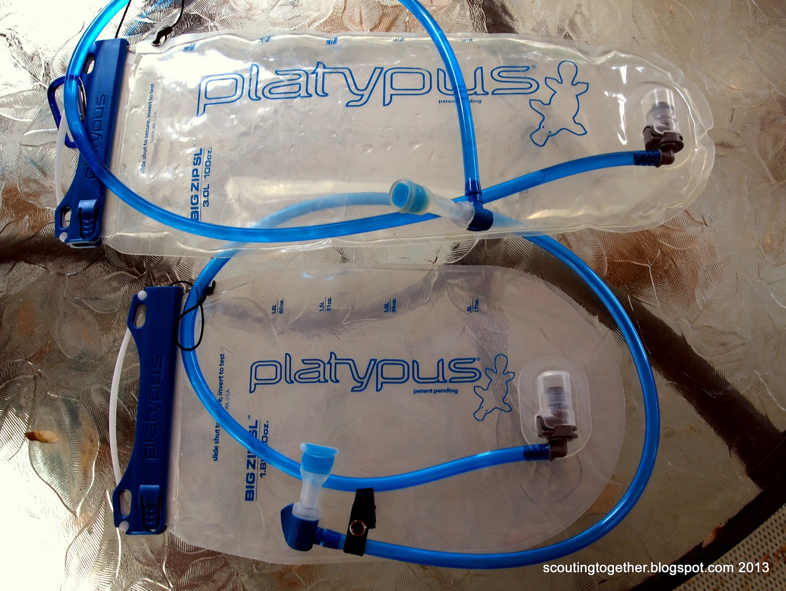 how to clean platypus big zip
