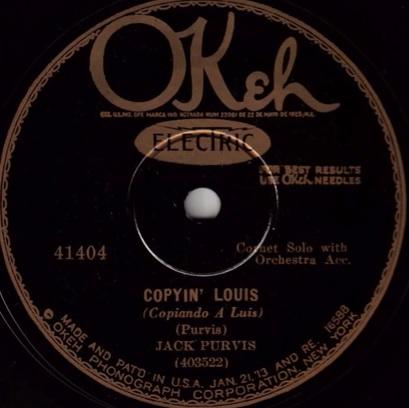 Whitey Kaufman's Original Pennsylvania Serenaders - Come On Red - Unfortunate Blues