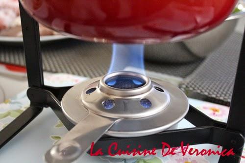 La Cuisine De Veronica Le Creuset fondue