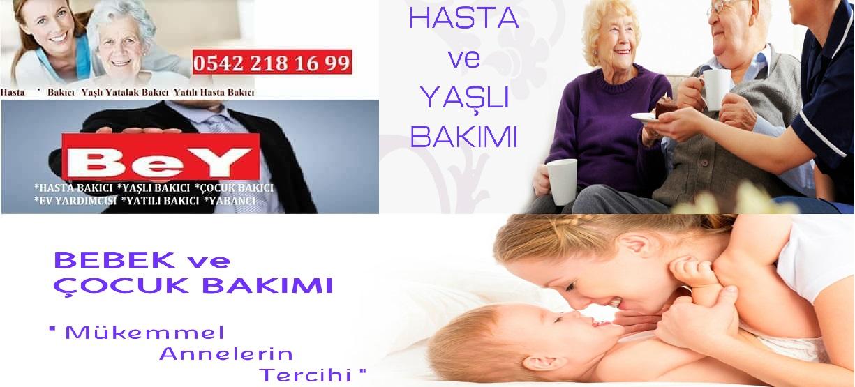 MERSİN BAKICI 0542 218 1699 BEY BAKICI HİZMETLERİ