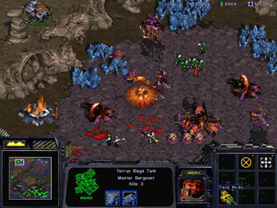 StarCraft Full Version PC Game