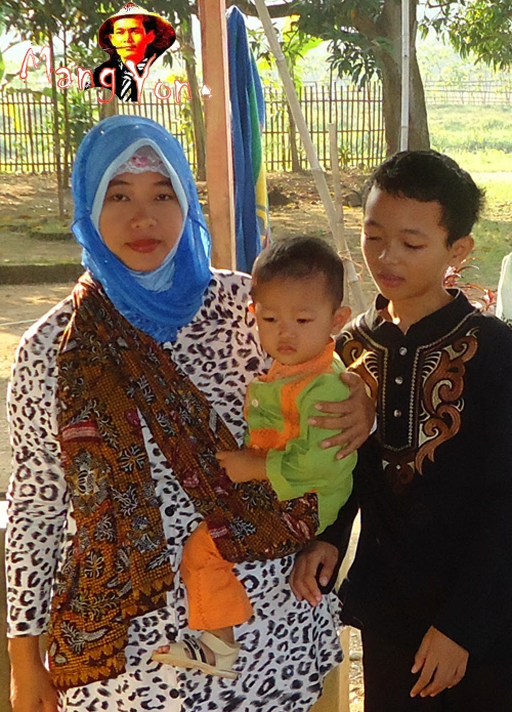 Ibue, Si Kakak dan si Adik