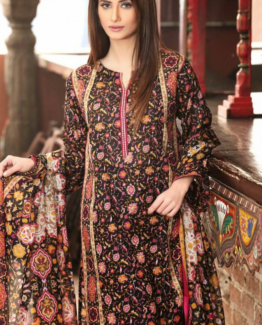 Nishat-Lawn-Collection-2015