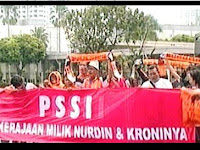 Revolusi PSSI dan Wacana PSSI Tandingan