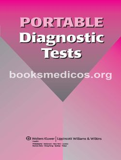 Portable Diagnostic Tests pdf