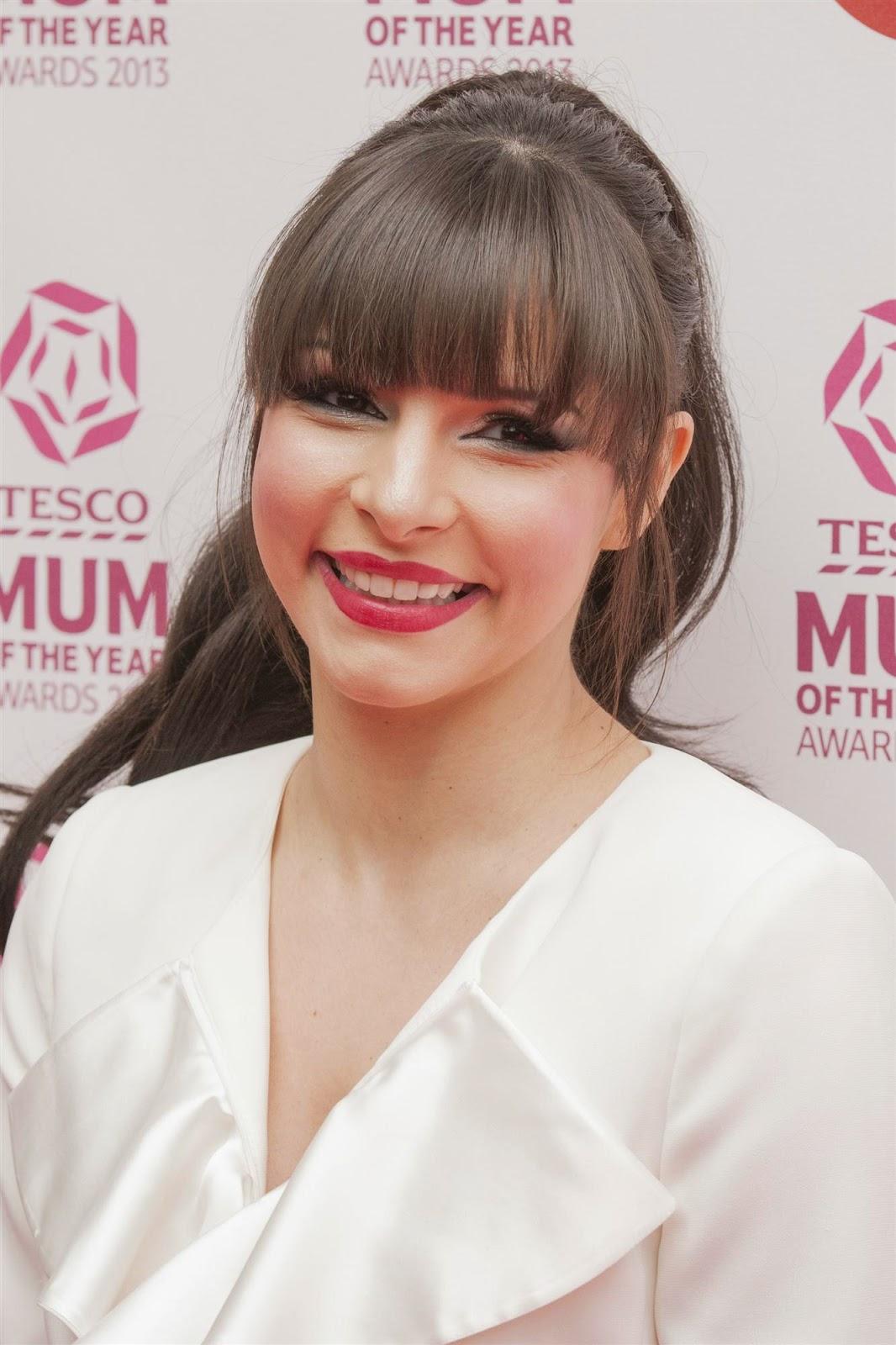Roxanne Pallett Photos at Tesco Mum of the Year Awards