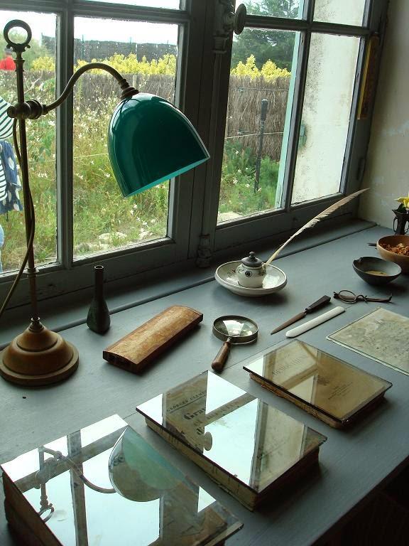 Balades en vendee la maison de clemenceau 3 la chambre - Chambre des notaires de vendee ...