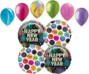 New Year 2013 Balloons