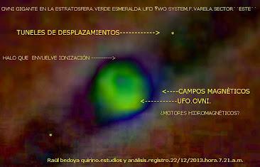 UFO ESMERALDA..