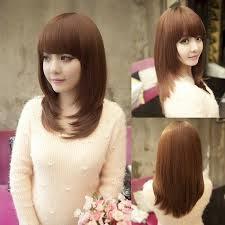 Model Rambut Wanita Sebahu Ala Korea 15
