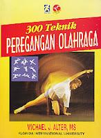 toko buku rahma: buku 300 TEKNIK PEREGANGAN OLAHRAGA, pengarang michael j. alter, penerbit rajawali sport