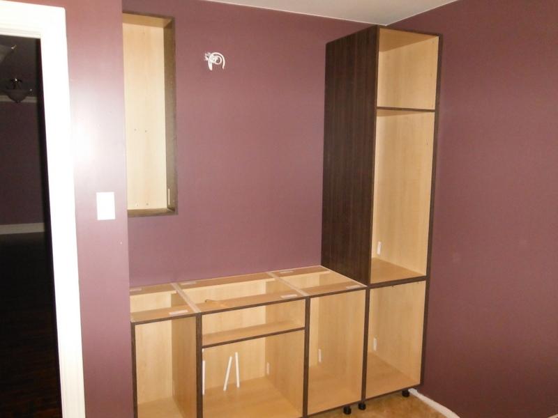 jour 160 de travail caisson d 39 armoire partie 2 chez. Black Bedroom Furniture Sets. Home Design Ideas