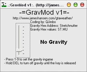 GravMOD