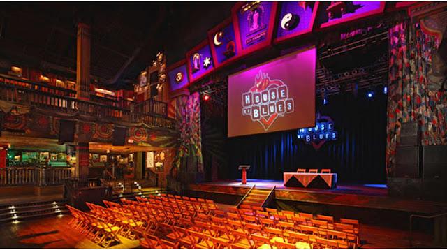 House of Blues Gospel Brunch em Orlando