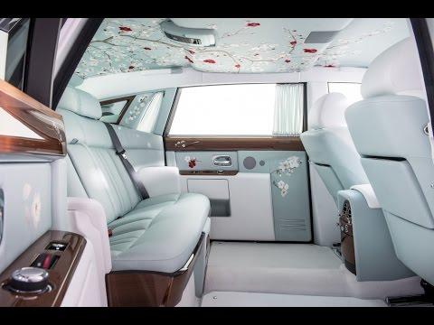 Model Cars 2016 Rolls Royce Wraith Sport Review