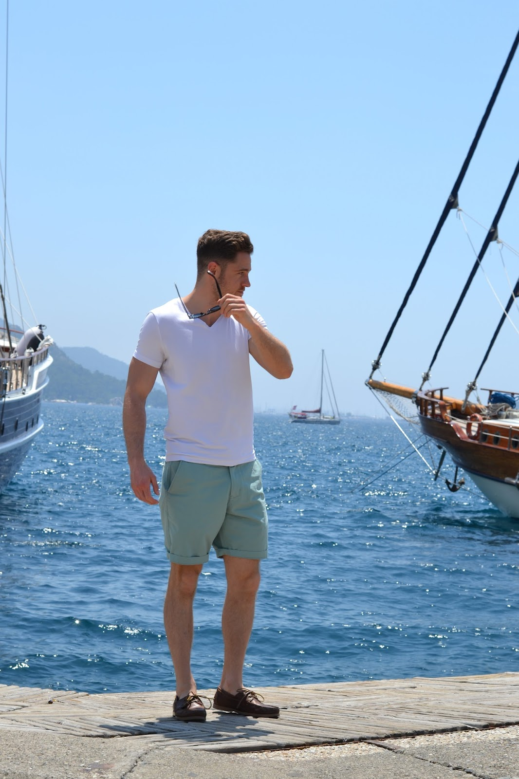 The Aegean Shoot: Part One