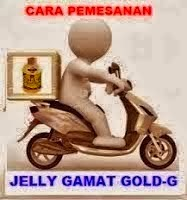 cara order jelly gamat gold g