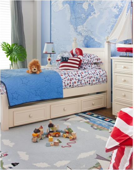 Nautical Theme For Boys Bedrooms Home And Family