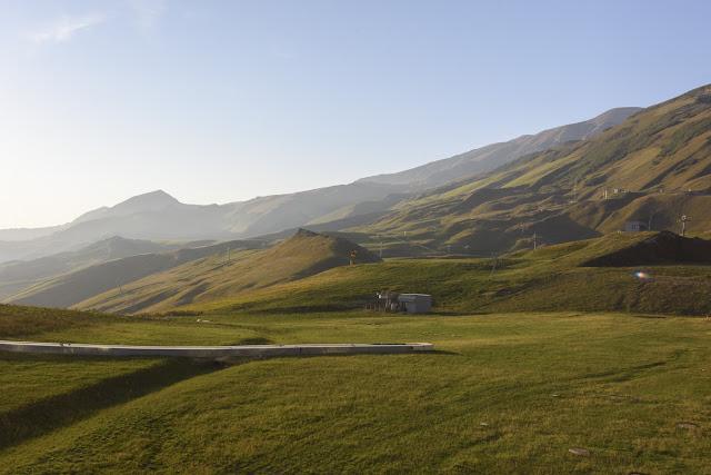 Kaukasus, Aserbaidschan