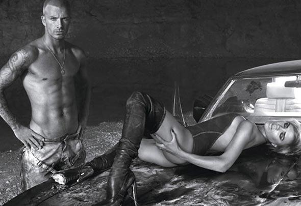 Nadud Le: Moment David Beckham Shirt Off To Make You Scream