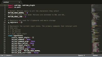 Logo Sublime Text Itdare
