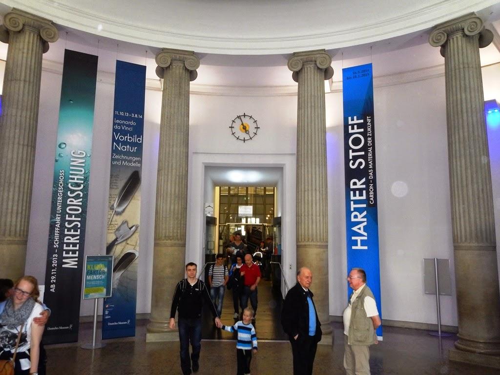 Deutsches Museum Munchen