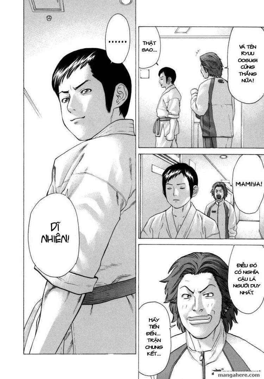 Karate Shoukoushi Kohinata Minoru chap 81 Trang 24
