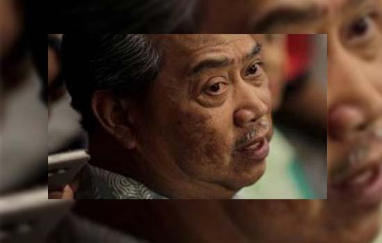 Muhyiddin Yassin Dititah Menghadap Sultan Johor