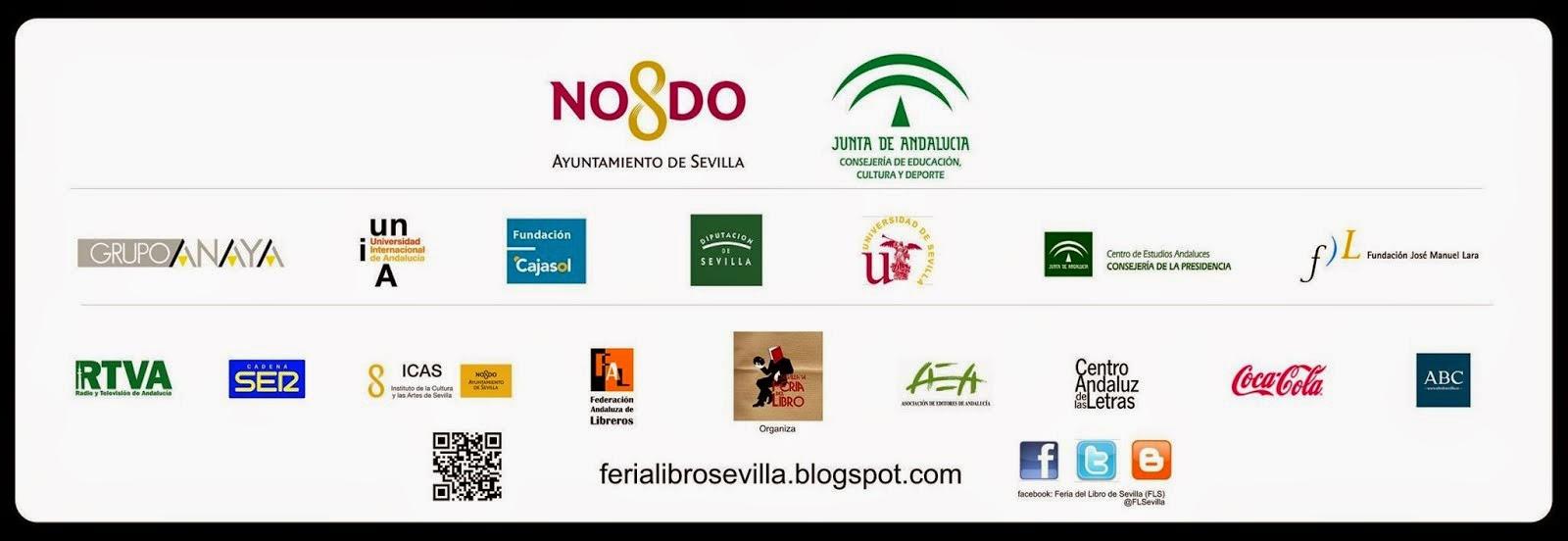 Patrocinadores y colaboradores FLS2014