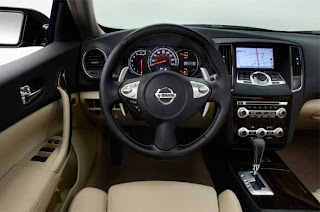 2014 Nissan Maxima Release Picture